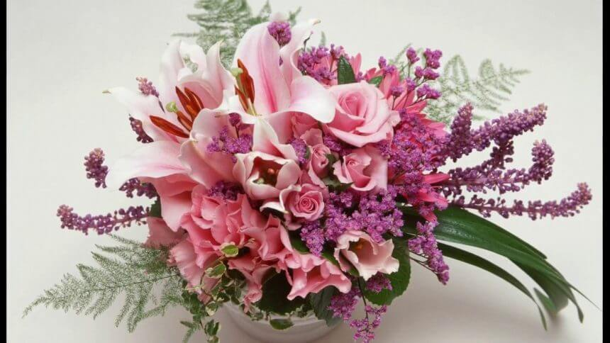 bí quyết giữ hoa tươi lâu