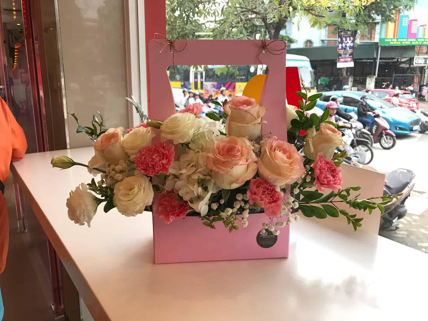 Hoa tặng sinh nhật ở đâu đẹp – giá tốt