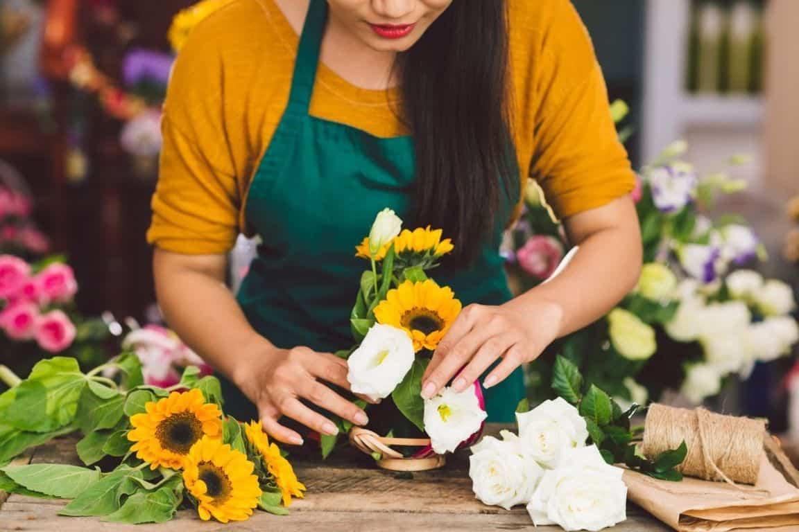 Shop hoa online nào uy tín