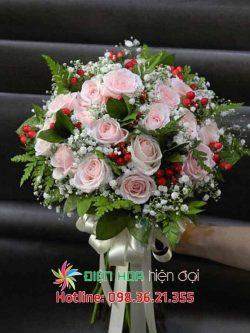 Bên nhau trọn đời - Hoa cưới DH340