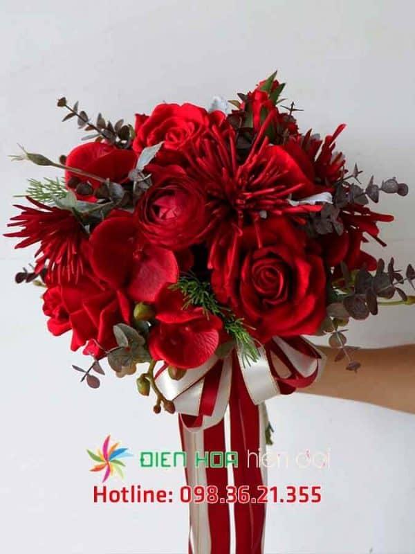 Ta thuộc về nhau - Hoa cưới DH342