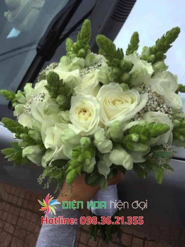 Chọn cuộc tình này - Hoa cưới DH343