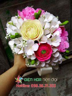 Định mệnh anh và em - Hoa cưới DH350