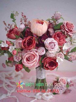 Cung đàn tình yêu - Hoa cưới DH353