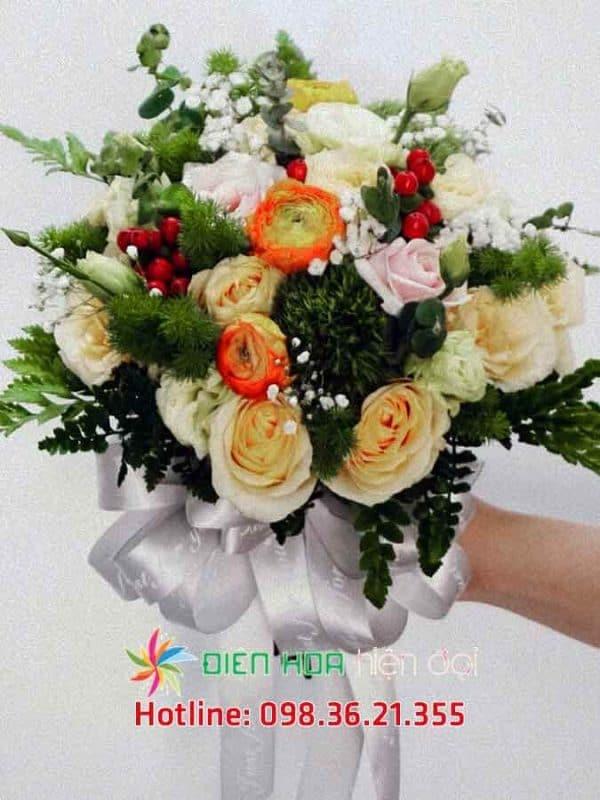 Không chỉ là giấc mơ - Hoa cưới DH357