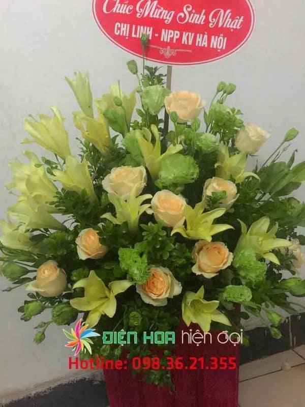 Mừng sinh nhật đồng nghiệp - DH338