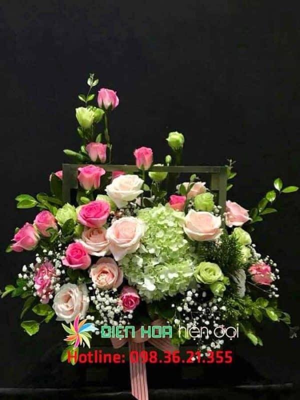 Giỏ hoa lỡ duyên thầm - DH319