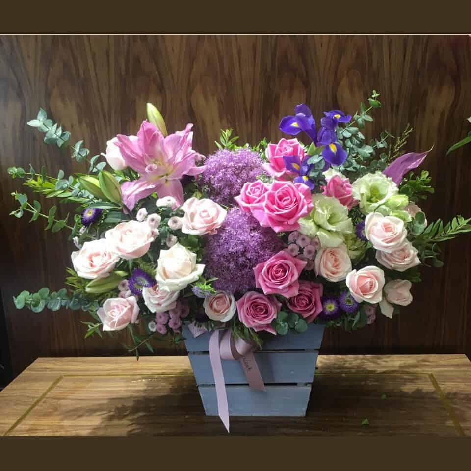 Hoa chúc mừng mang nhiều ý nghĩa khác nhau