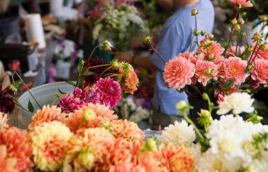 Cửa hàng hoa tươi hà nội